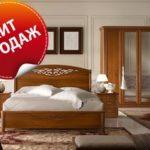 Итальянские спальни от mebiclub.ru