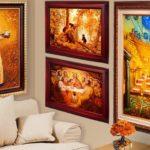 Почему ценятся картины из янтаря?