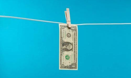 один доллар деньги